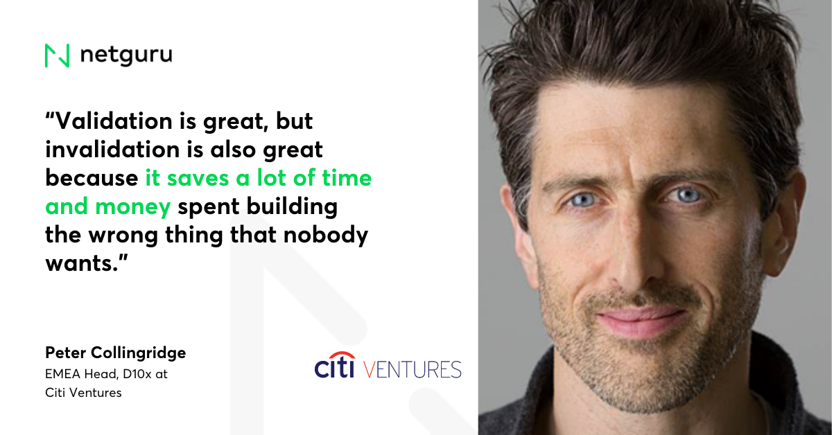 Quote on Innovation Citi Ventures