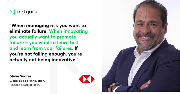 Quote on Innovation HSBC