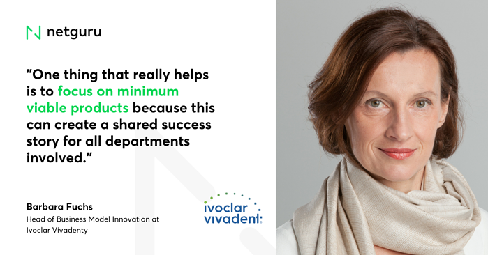 Quote on Innovation Ivoclar Vivadenty