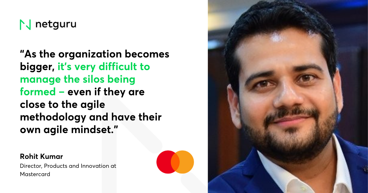 Quote on Innovation Mastercard
