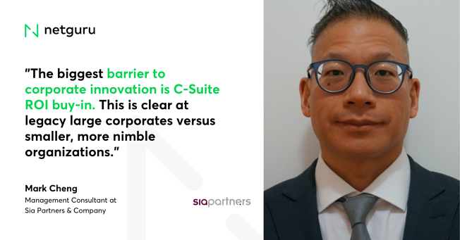 Quote on Innovation Sia Partners