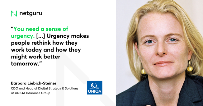 Quote on Innovation Uniqua