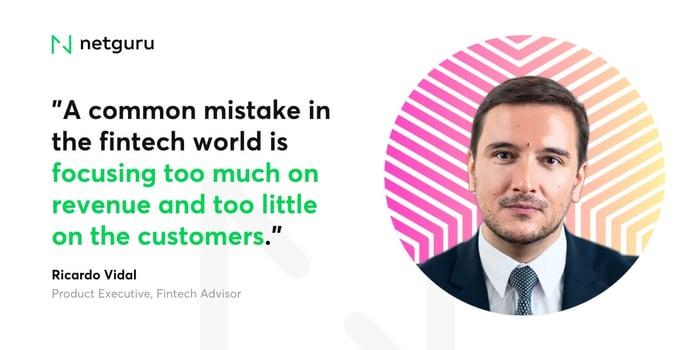 Ricardo Vidal - What Defines Success in the Fintech World