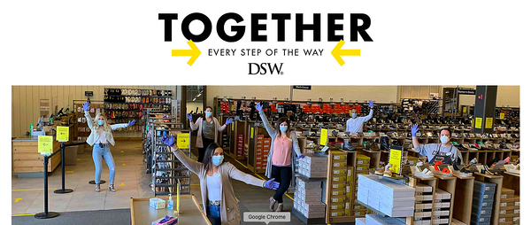 dsw covid solutions