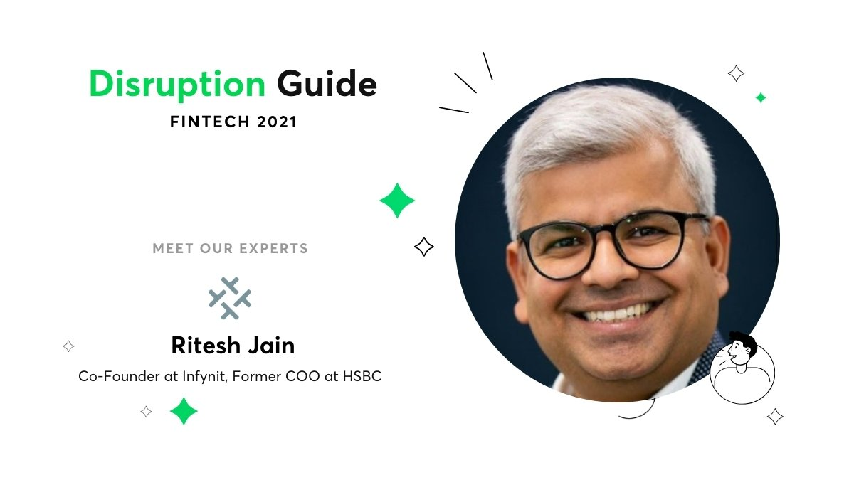 Ritesh Jain Disruption Guide