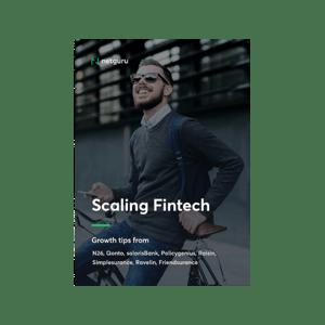 Scaling Fintech ebook cover