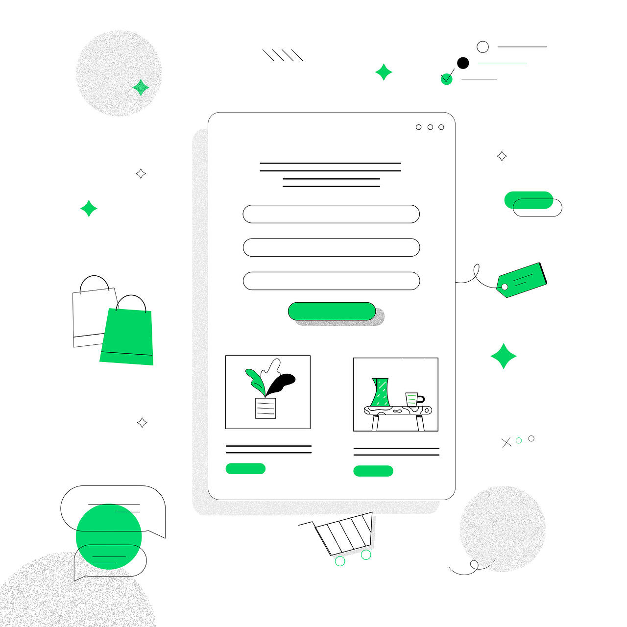 Disruption Forum Retail 2020 illustration