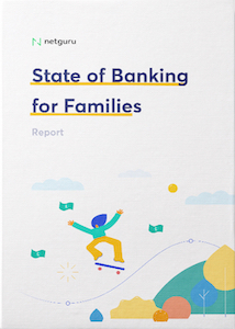 State of Banking for Families report cover