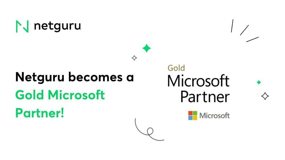 Netguru Receives the Gold Cloud Platform Competency in Azure