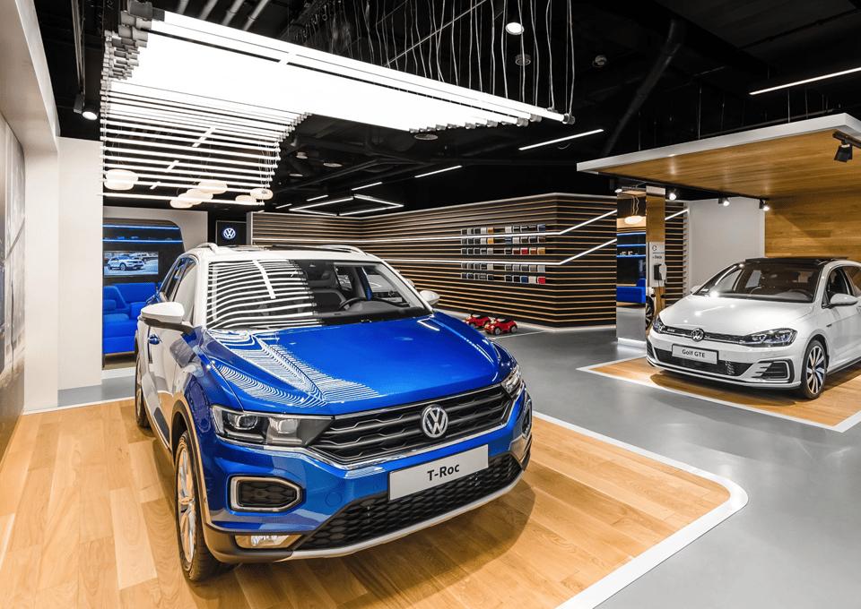 Digital Retail Acceleration for Volkswagen