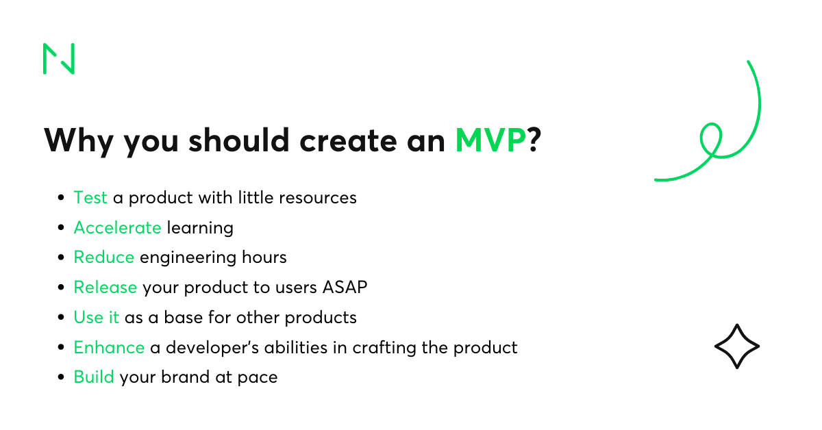 Why to create a product MVP in software development