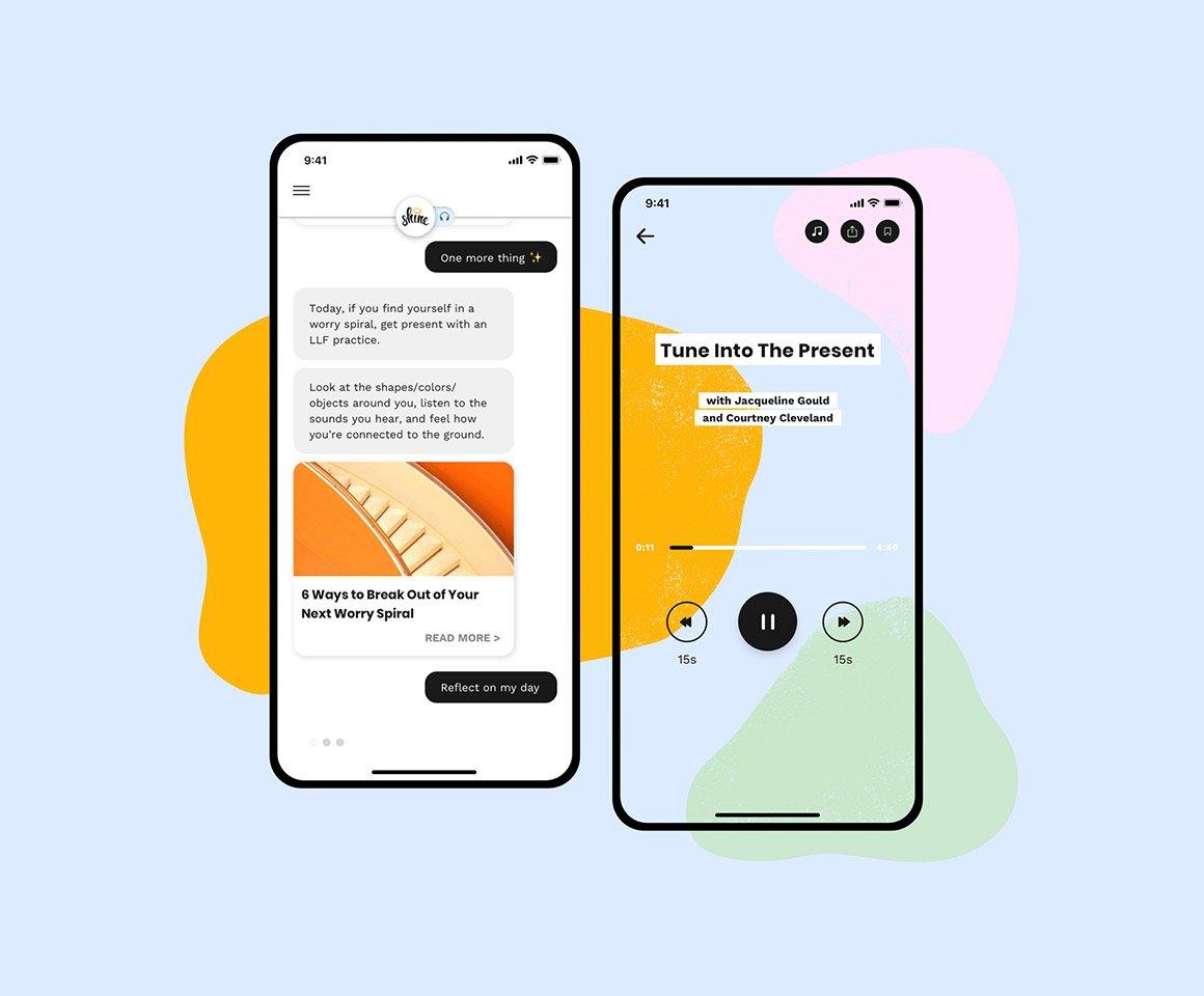 shine mobile app