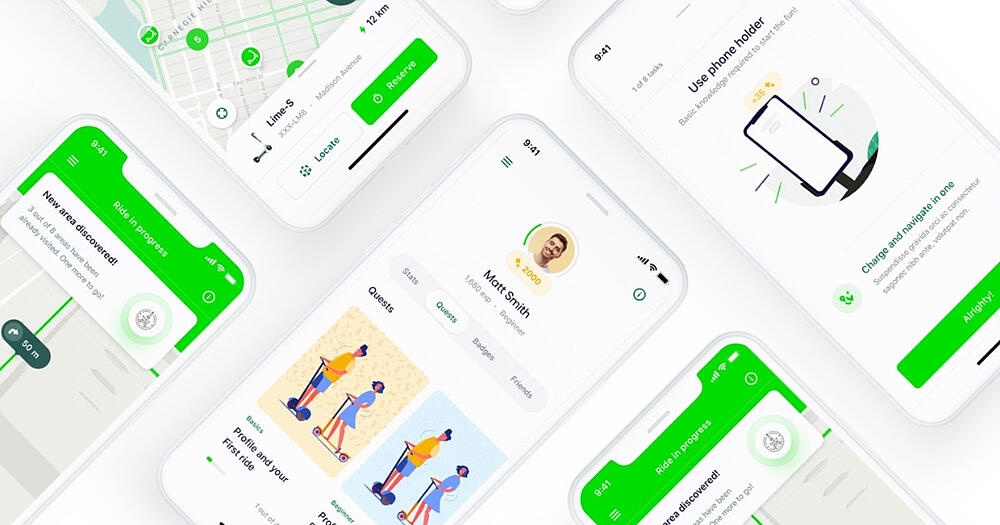 Reimagining the Lime Electric Scooter Experience – a Case Study