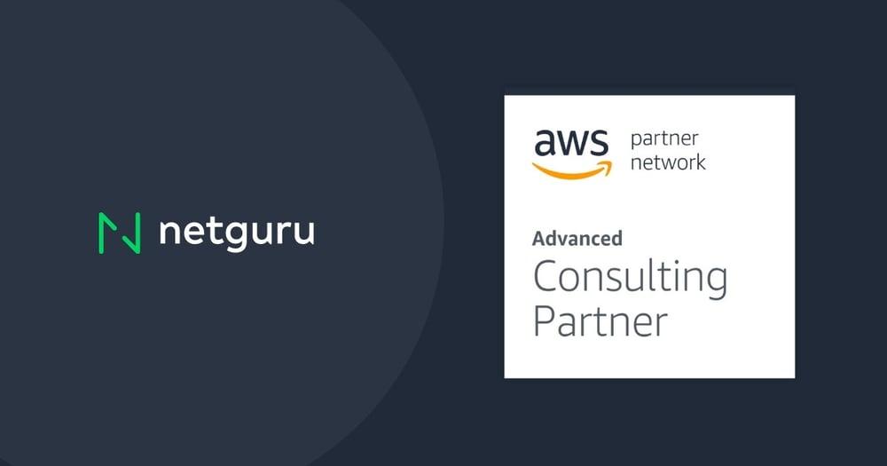 Netguru Cloud Services Consultants Achieve the AWS Advanced Partner Tier