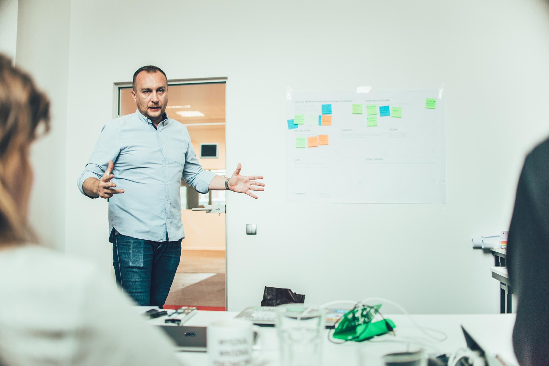 Netguru during developing Fintech Product