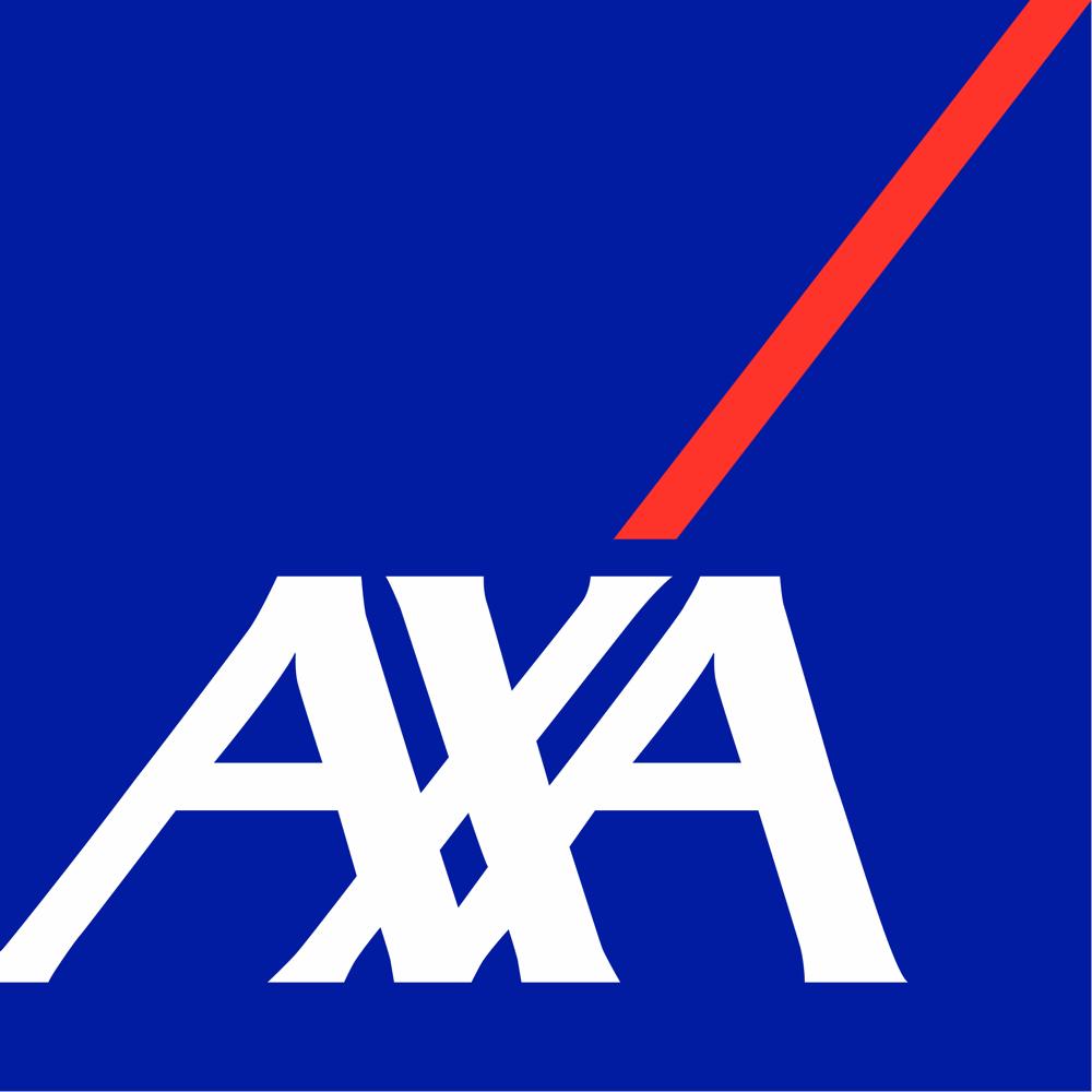 axa-logo white