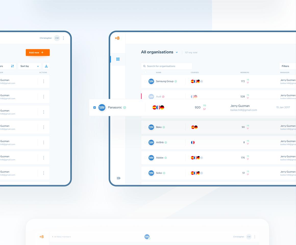 Language learning application developed by Netguru