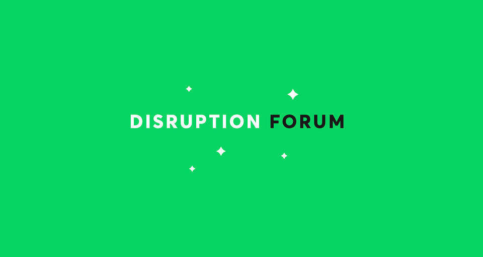 disruption forum remote