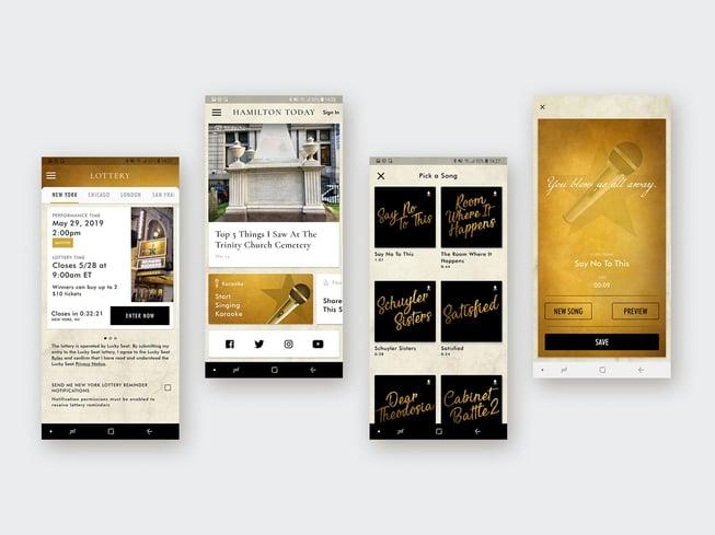 Top Flutter Apps: Hamilton
