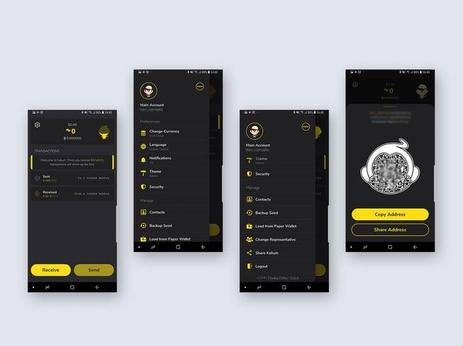 Top Fluter Apps: Kalium