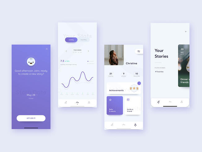 Top Flutter Apps: Reflectly