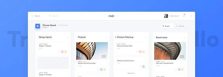 How Trello is using Node js?