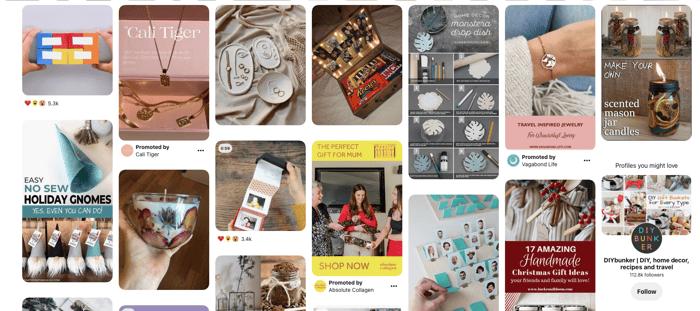 DIY gift ideas from Pinterest