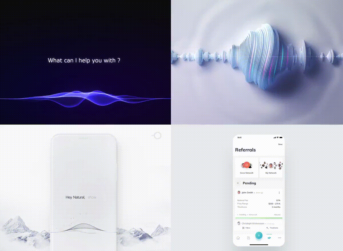 voice-based technology and ux design