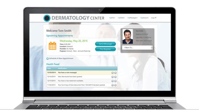 nexttech patient portal