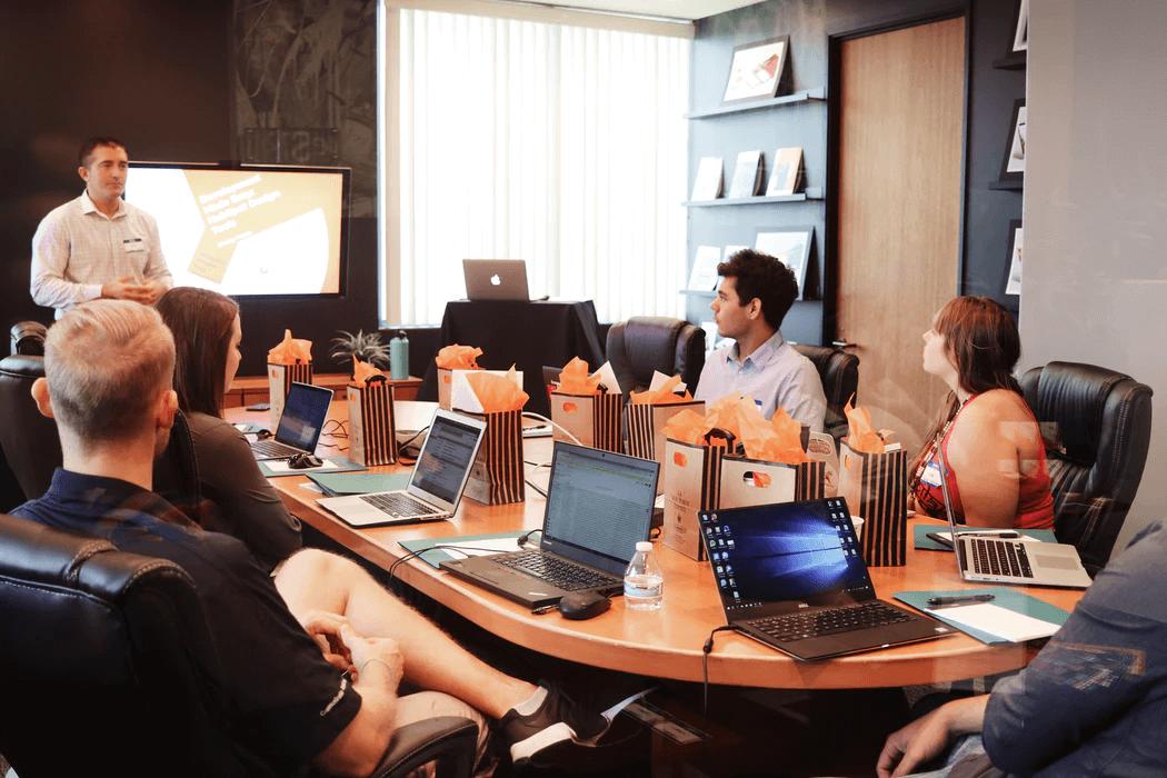 product design sprint meeting