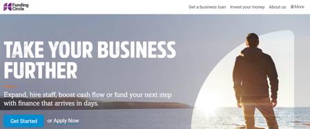 funding circle fintech loans