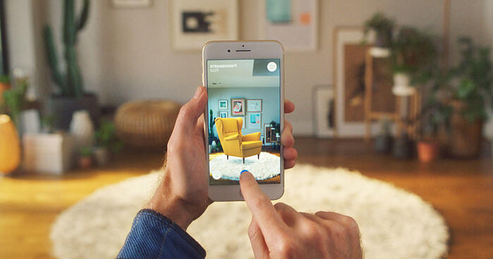 IKEA place - augmented reality