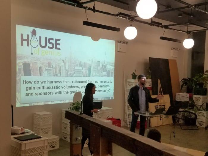 House of Genius NYC