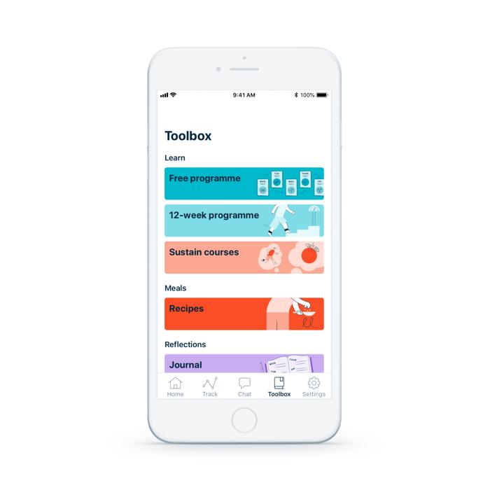 second nature habit change app