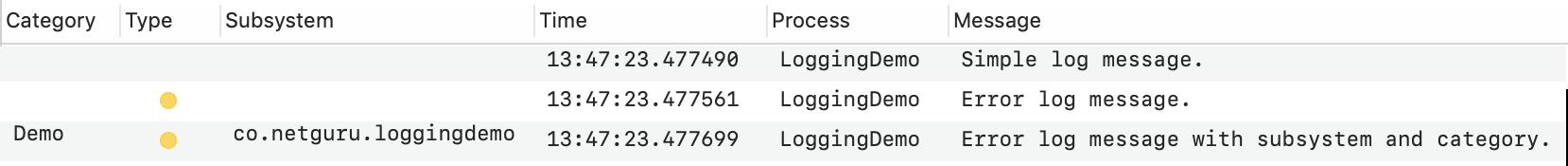 iOS Logging practices | Netguru Blog on iOS