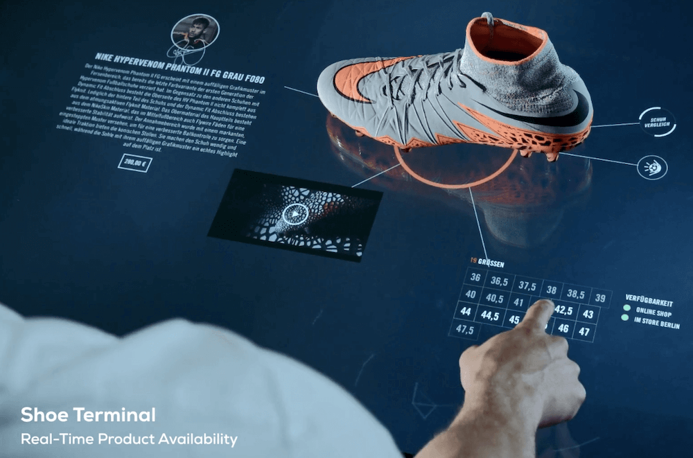 nike digital transformation example