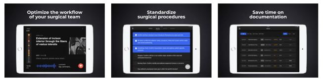 nodus medical app digital assistant