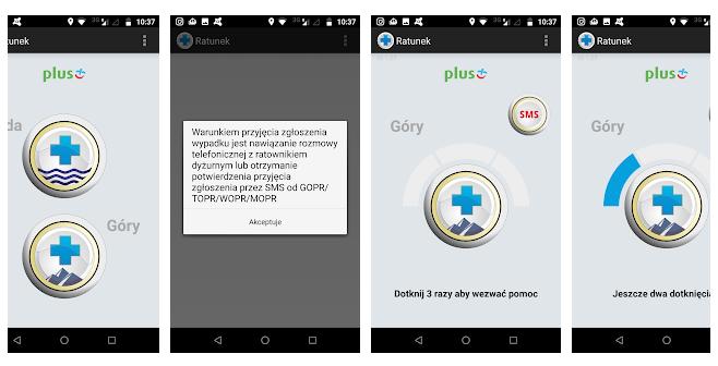 ratunek healthcare app