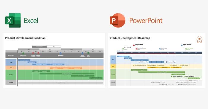 roadmap_excel_powerpoint