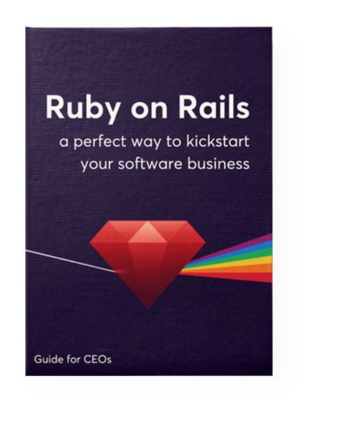 ruby on rails guide for ceos ebook