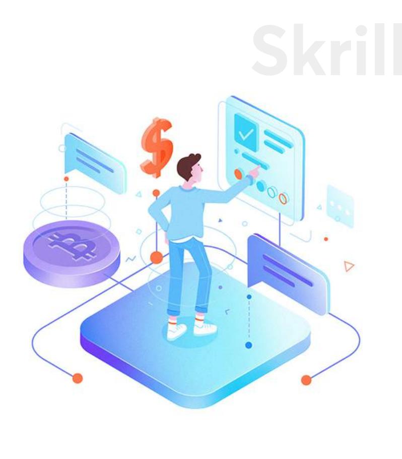 Skrill - top online payment solutions by Netguru