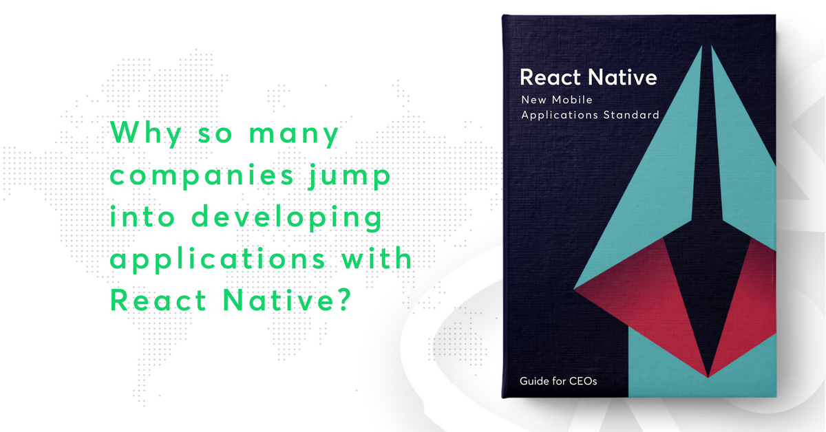 React Native e-book for CEOs