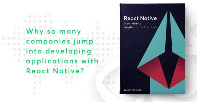React Native e-book for CEOs