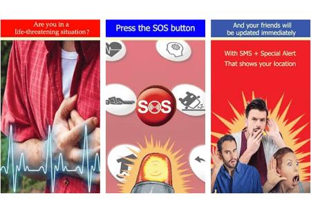 sos life save app