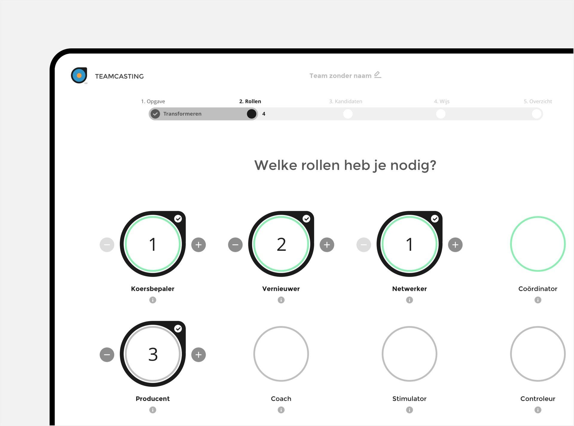 steps in odin app