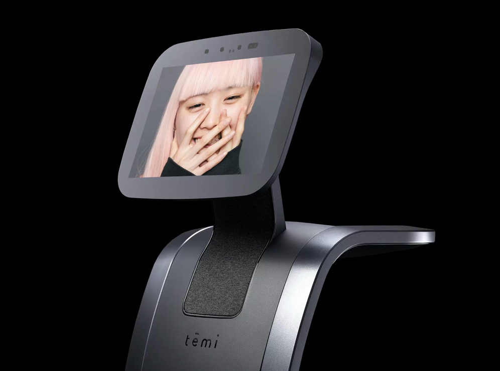 Temi personal robot R&D project