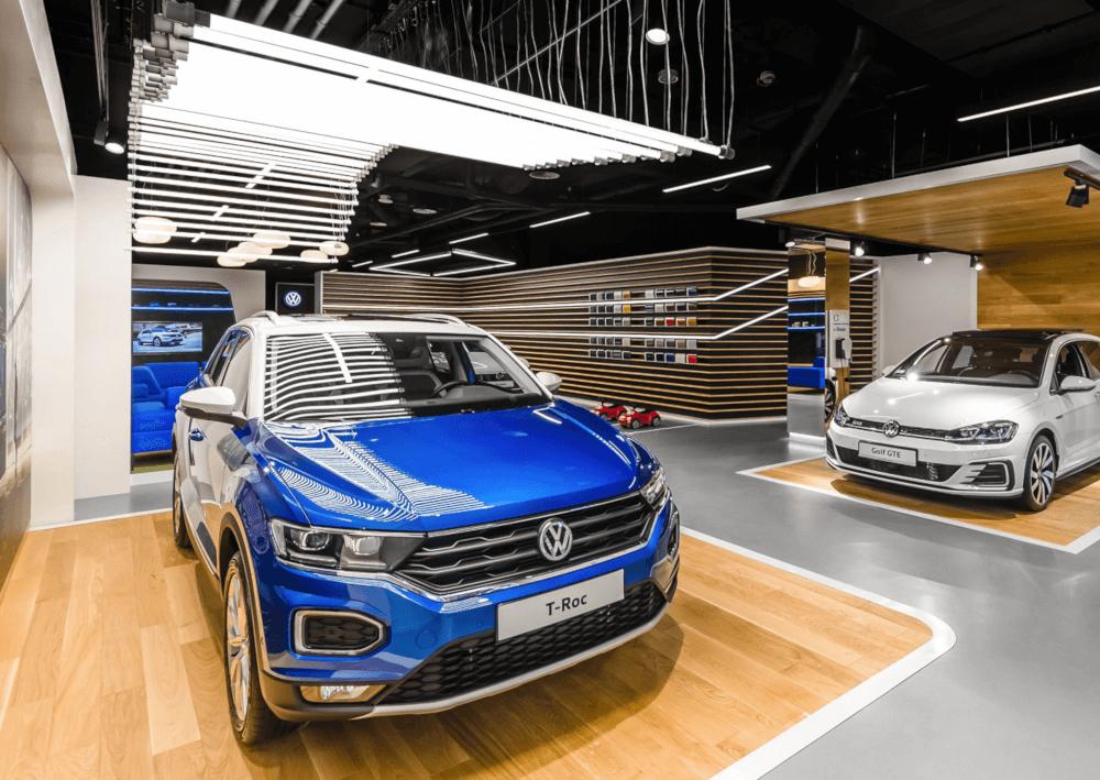 Volkswagen Home