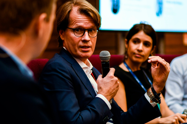 Mats Lundquist, CEO at Telenor Connexion