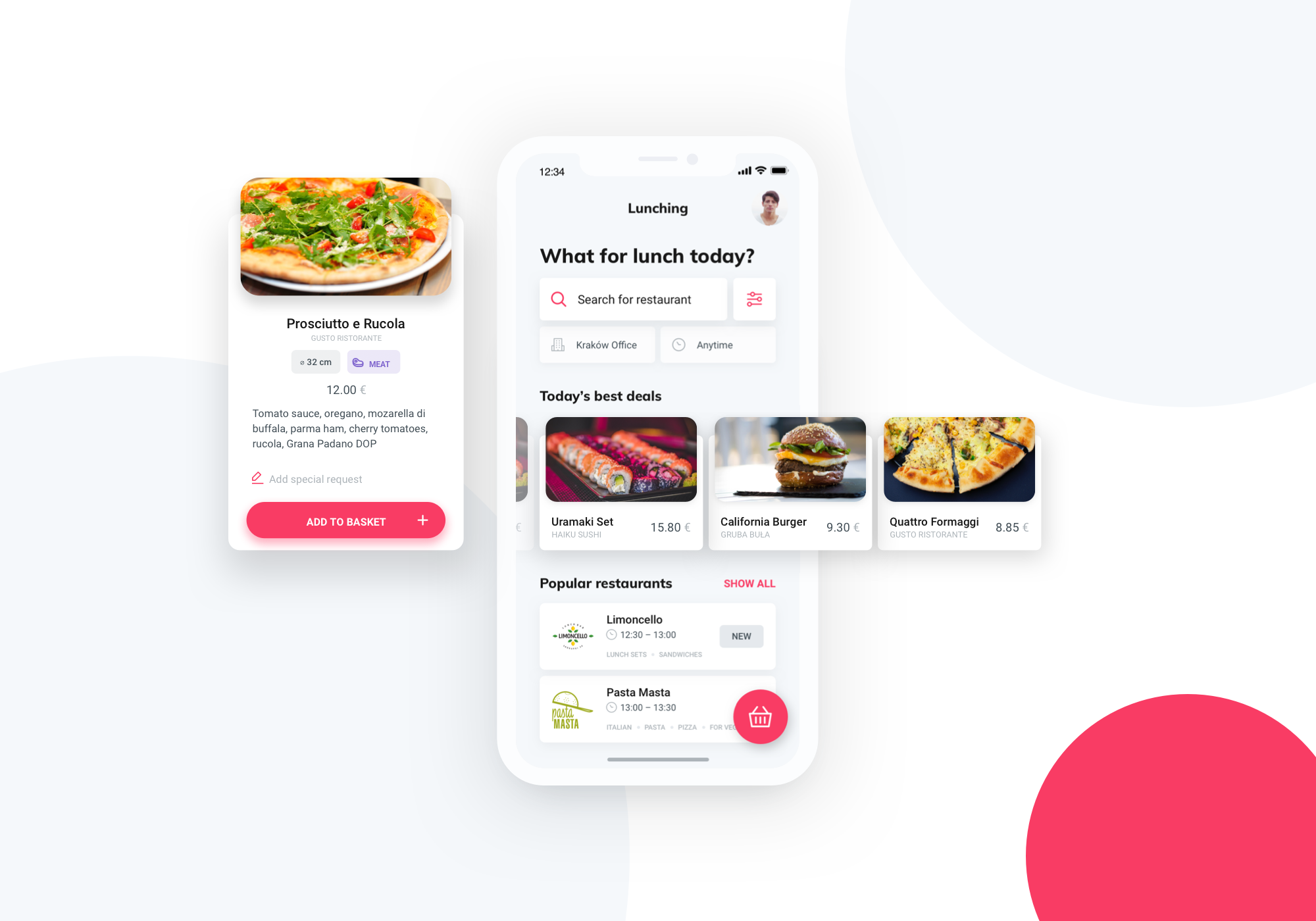 Food Delivery App Made With Flutter – Lunching Case Study