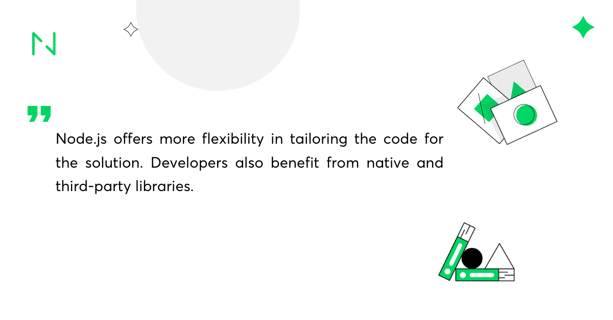 Node.js vs ASP.NET for Enterprise Application Development